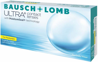 Ultra for Presbyopia kontaktlinser